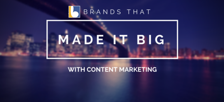Content Marketing Ideas…